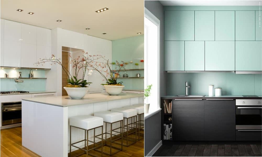Дизайн стен на кухне фото 2018 современные идеи