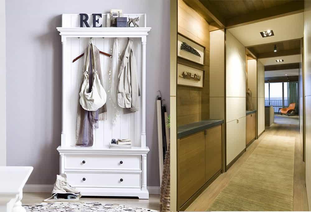 Варианты шкафчиков в прихожей дизайн прихожей 2018