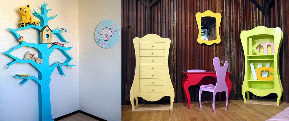 Сказочная Детская: Тематический Дизайн Детской Комнаты