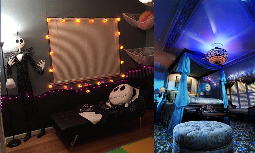 Фентезийное украшение подростковой комнаты своими руками интерьер подростковой комнаты