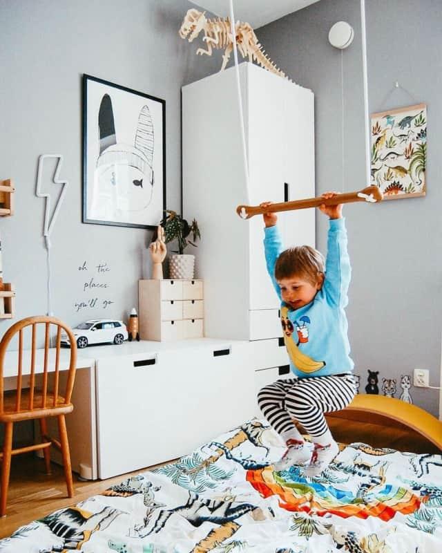 дизайн-детской-комнаты-для-мальчика