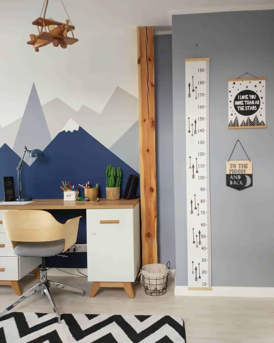 дизайн-детской-комнаты-фото