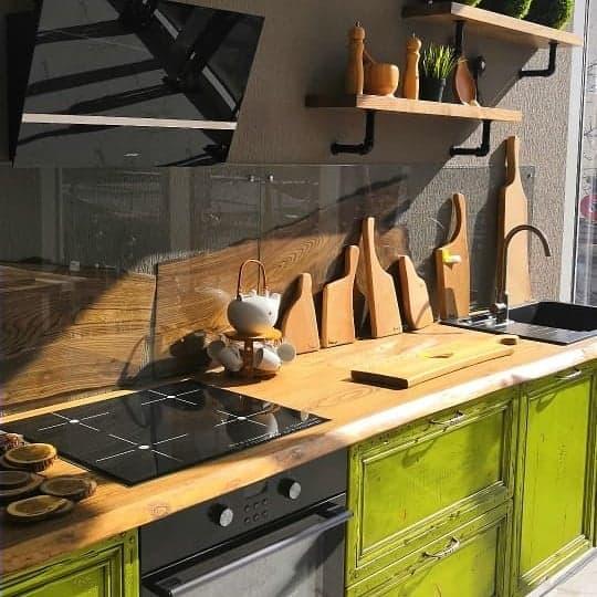 кухня-в-стиле-кантри-прованс