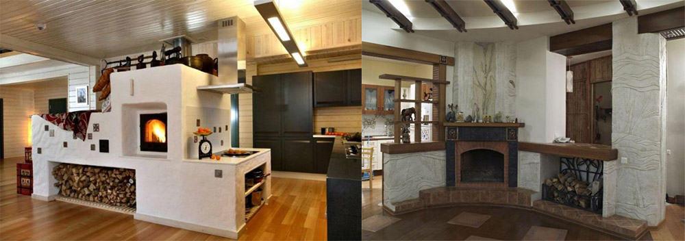 Гарнитур на кухне и общий дизайн кухни идеи интерьера кухни