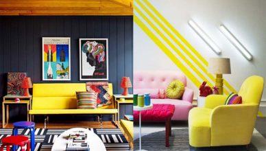 Яркий и жизнерадостный дизайн современный интерьер квартиры дизайн квартиры в современном стиле 2018