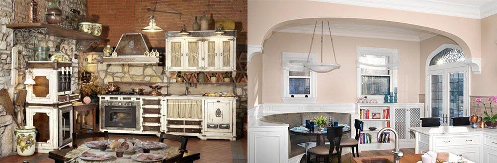 Дизайн кухни в частном доме 2018 идеи интерьера кухни