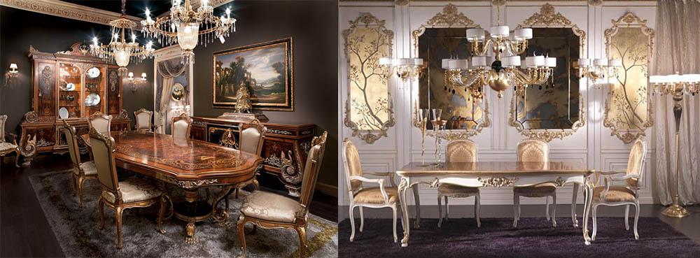 Образцы классического стиля в современном интерьере Классический стиль 2018