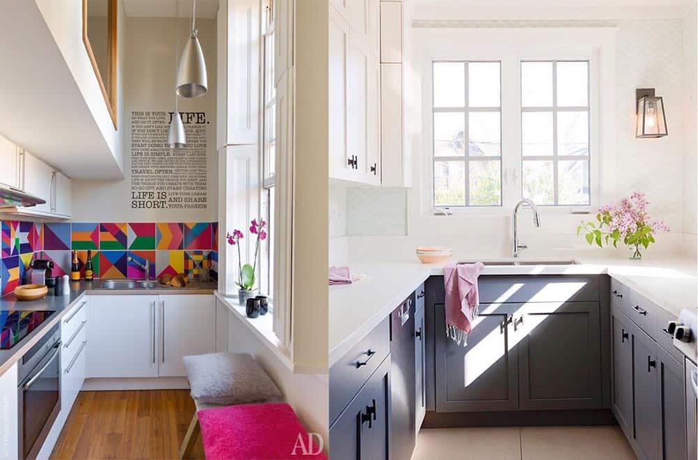 Интересные варианты маленькой кухни интерьер квартиры хрущевки