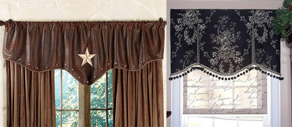 Ламбрекены с изюминкой подгон под стиль и тематику гостиной дизайн ламбрекенов