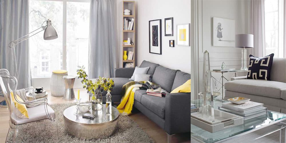 Металл и прозрачные материалы Дизайн квартиры хрущевки 2018