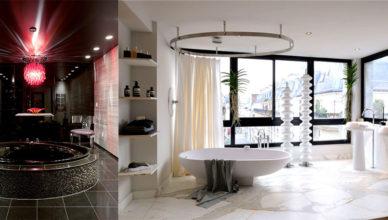 Трендовые • Модные дизайны ванной 2018 для всех стилей и габаритов ванной комнаты