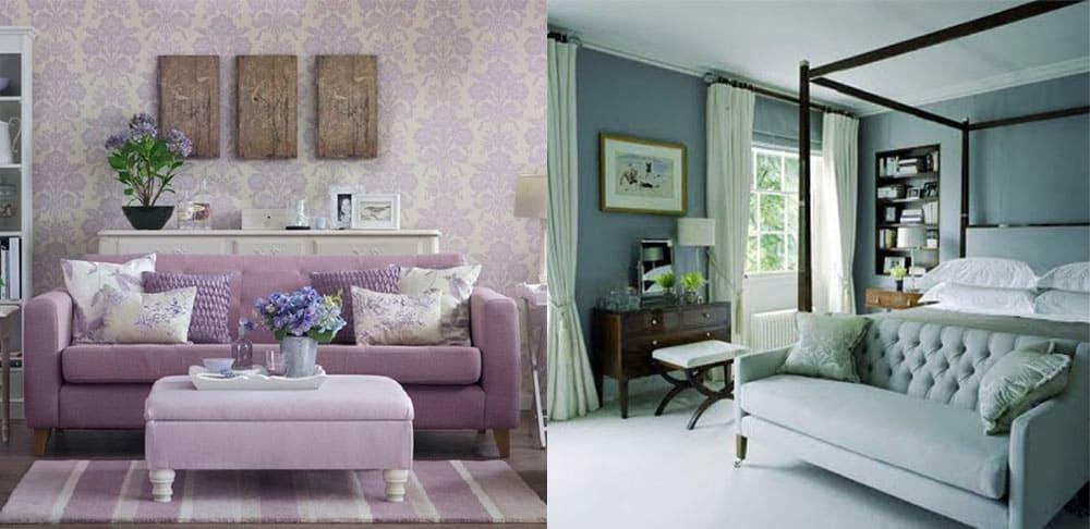 Уютная и комфортная мягкая мебель Современный дизайн гостиной 2018
