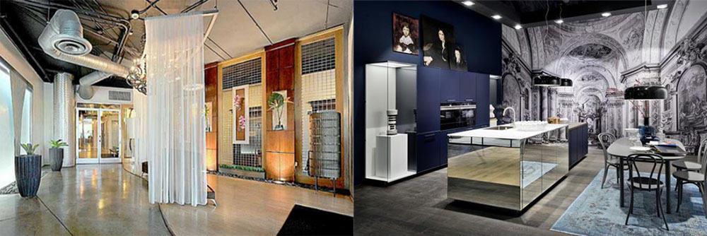 Неолофт лофт в обыкновенных квартирах и домах новое направление в дизайне интерьеров лофт в интерьере