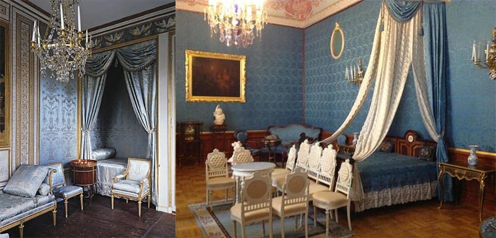Лучщие мировые образцы классицизма в интерьере спальни Дизайн спальни в классическом стиле 2018