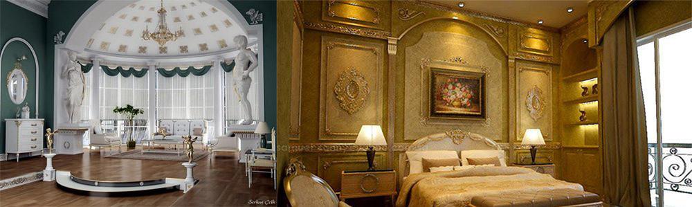 Симметрия как наследие древнегреческой архитектуры классический стиль в интерьере
