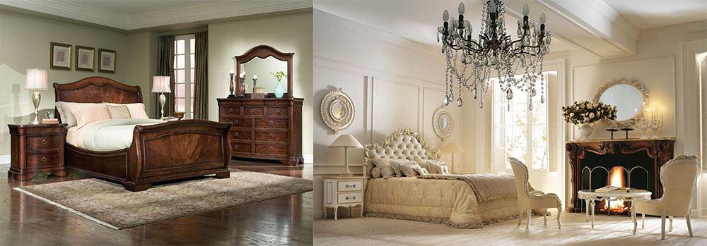 Традиционные цвета для классической спальни идеи и секреты Дизайн спальни в классическом стиле 2018