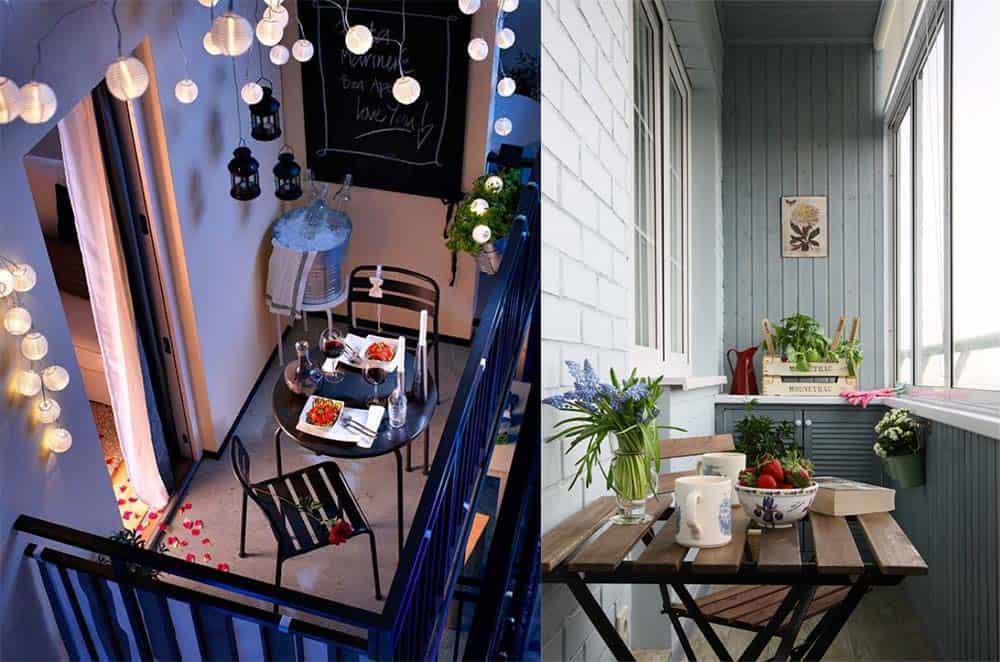 Лучшие тренды и идеи для создания стильного и уютного балкона