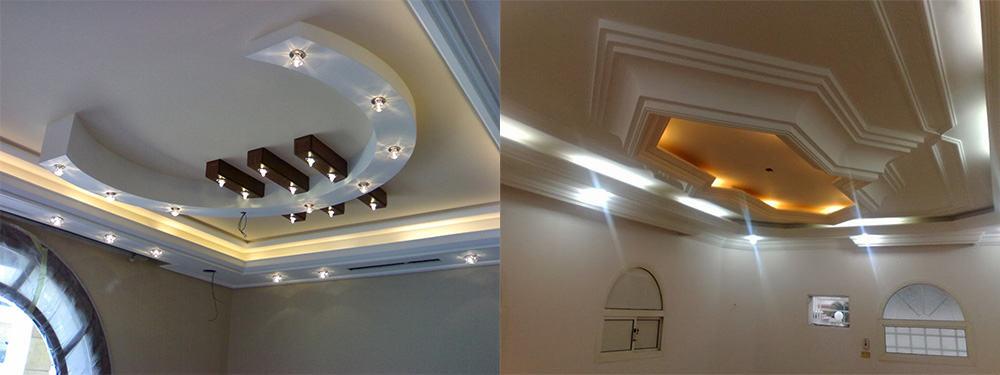 Гипсокартонные подвесные потолки легко принимающие нужную форму многоуровневые потолки Потолки 2018