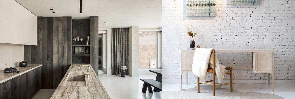Монохромность как отличный тренд для маленьких квартир интерьеры квартир 2018