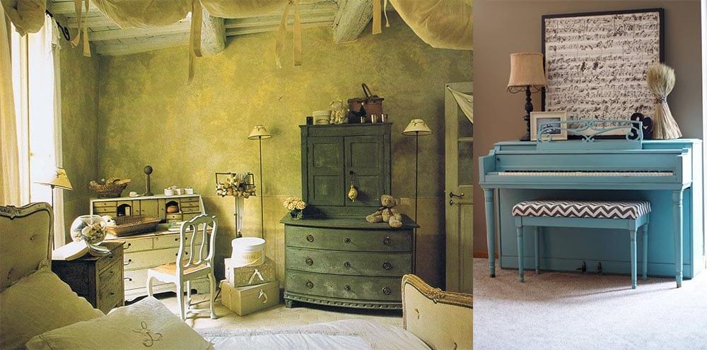 Природные цвета для французского деревенского стиля стиль прованс 2018
