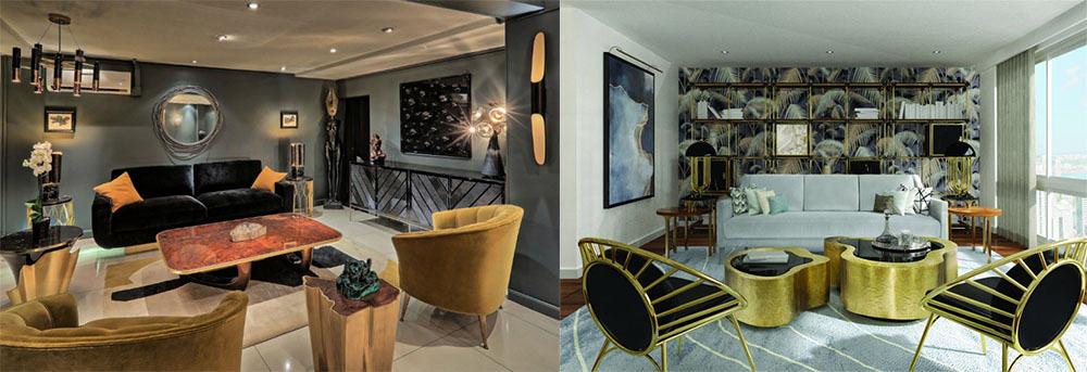 Современный интерьер 2018 воплощенный в различных стилях дизайн интерьера 2018
