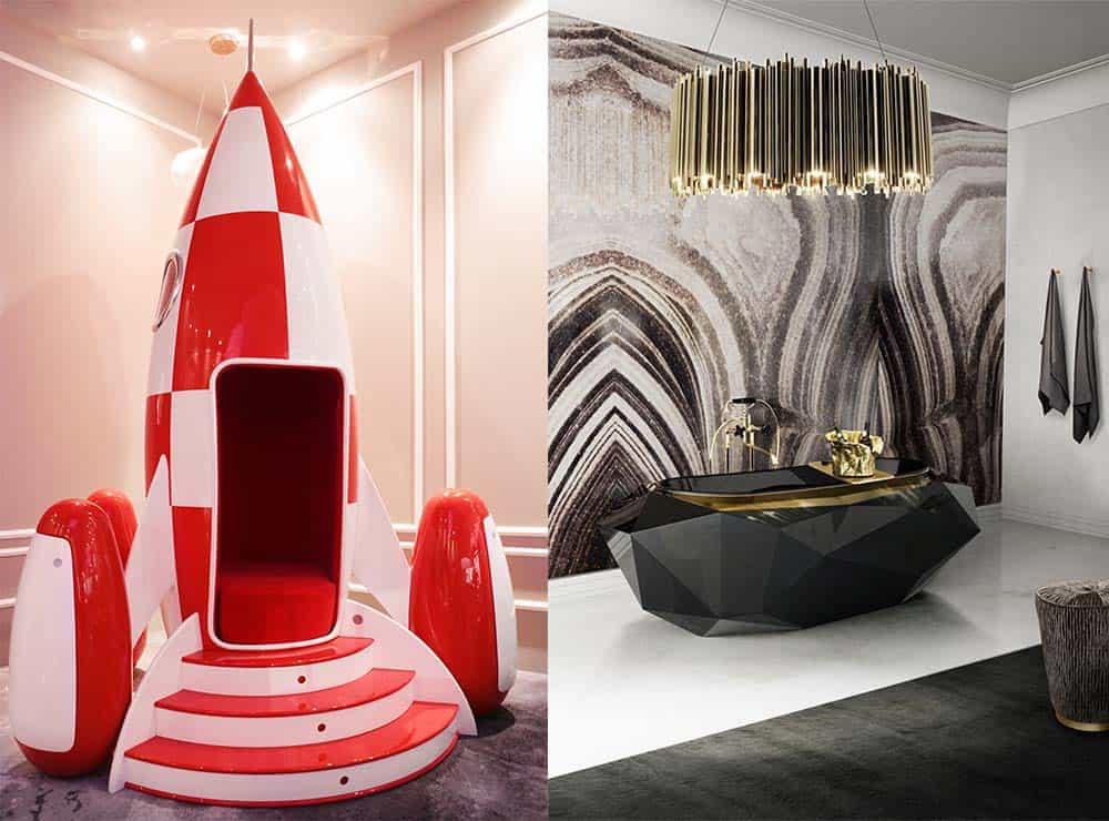 Фантазийная мебель изюминка Вашего интерьера дизайн интерьера 2018