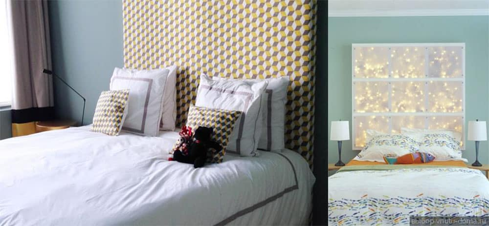 Хенд-мейд изголовья кровати оригинальные решения выражающие вашу индивидуальность идеи дизайна спальни 2018