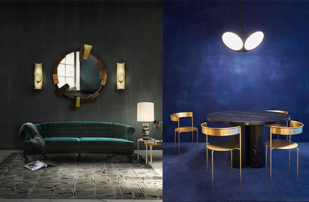 Эклектический интерьер как основа современного интерьера дизайн интерьера 2018