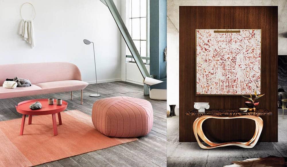 Новейшие тренды и философские концепции, повлиявшие на декор интерьеров, основные веяния в дизайне Декор 2018