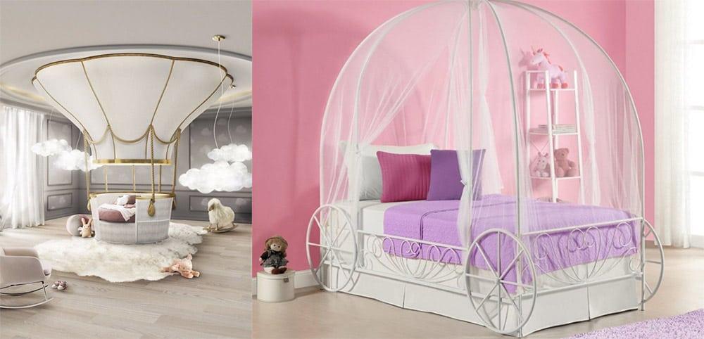 Идеи кроватей для детской фэнтезийные кровати Кровати 2020