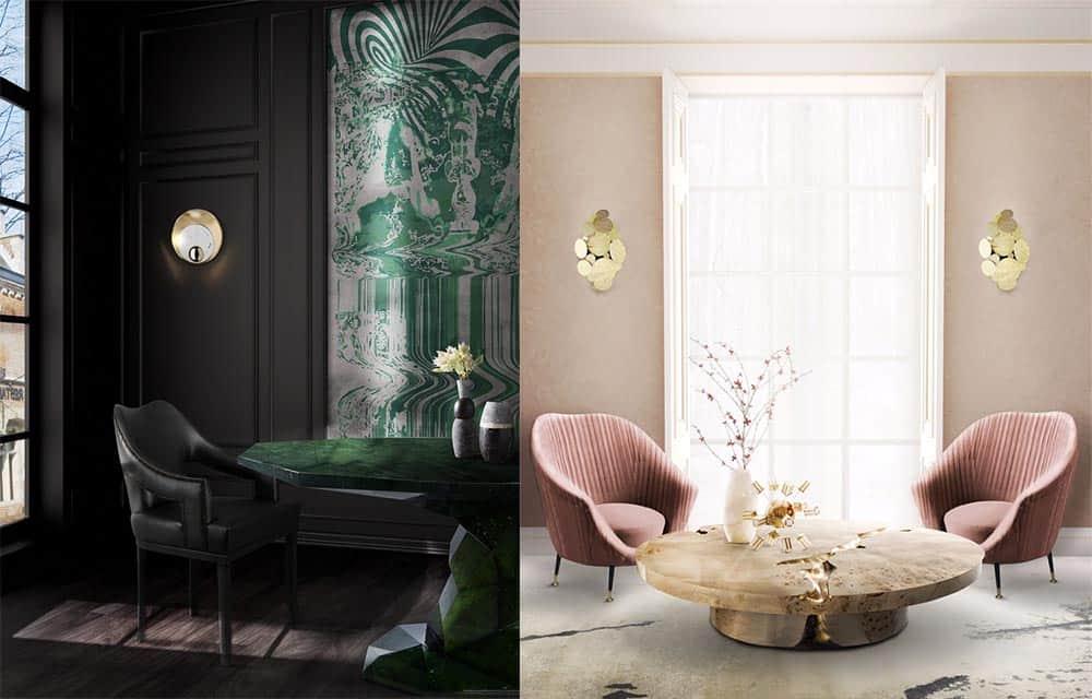 Интересные идеи для реновации интерьера гостиной Идеи интерьера гостиной 2018
