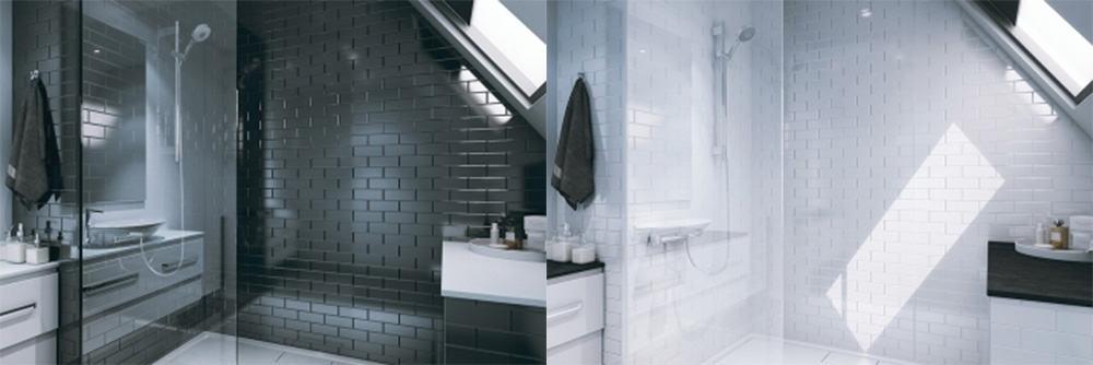 Имитация кирпичной кладки с помощью плитки Плитка для ванной 2018