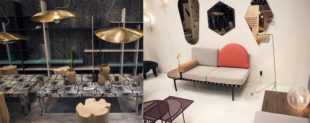 Индивидуализм в стиле интерьера гостиной, главный тренд Идеи интерьера гостиной 2018