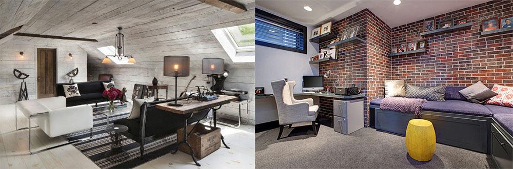 12 супер-трендов для создания идеального домашнего кабинета Кабинет 2018