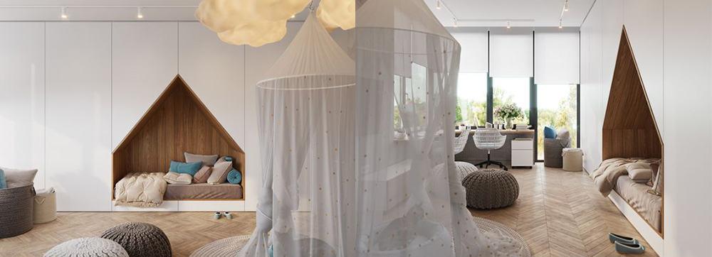 Кровати встроенные в шкаф интересные идеи Шкаф 2018