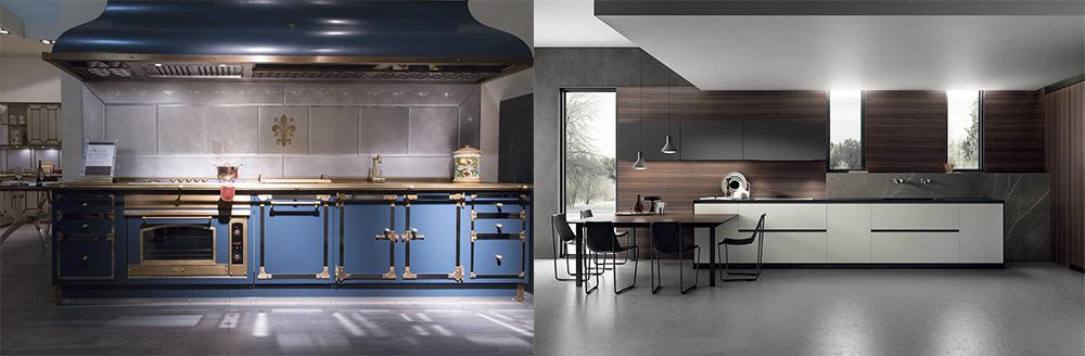 Лучшие новинки от итальянских и английских брендов с мировым именем Новинки кухонных гарнитуров 2018