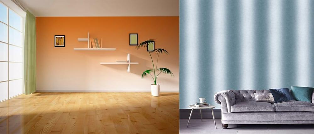 Омбре варианты дизайн обоев с градиентом Дизайн обоев 2018