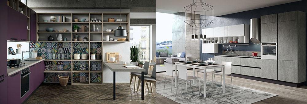 Оттенки серого в почти каждой современной кухне Новинки кухонных гарнитуров 2018