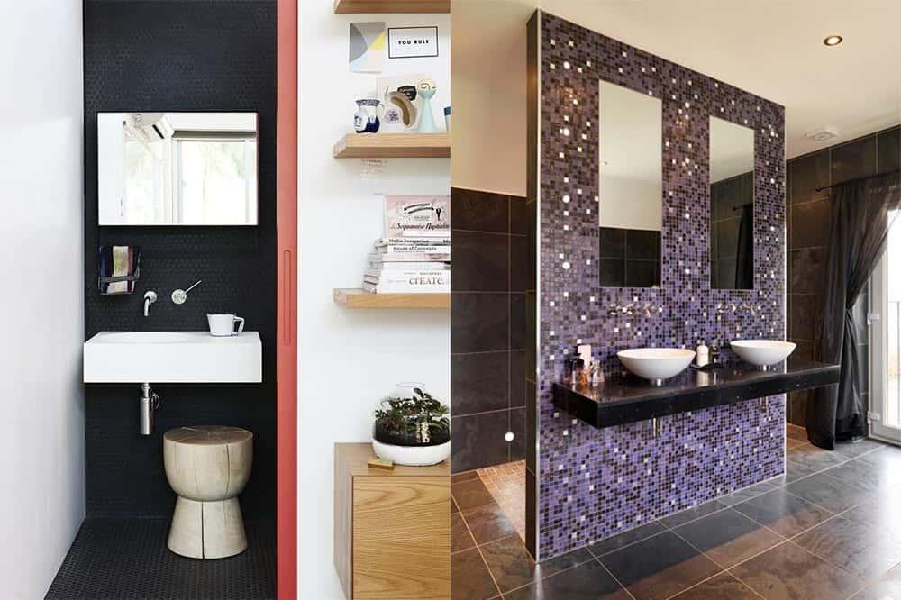 Самые оригинальные и трендовые виды плитки для ванной Плитка для ванной 2018