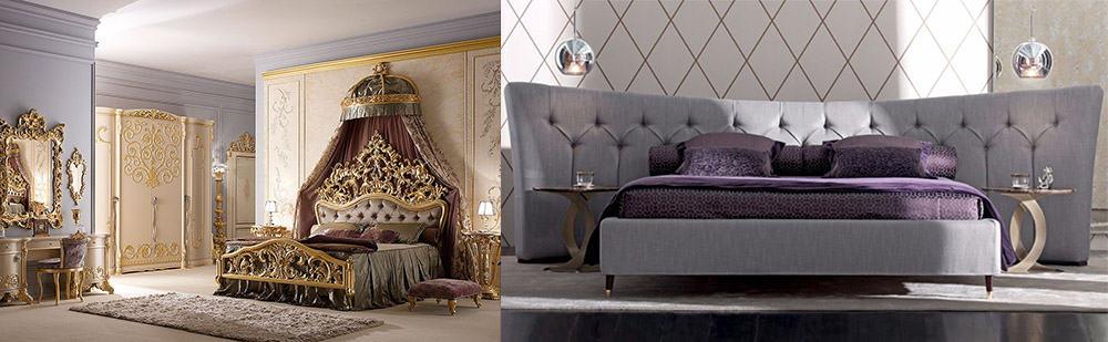 Современные тенденции дизайна интерьера спален от лучщих брендов Современные спальни 2018