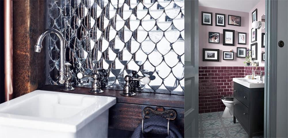 Цвета трендовой плитки для ванной Плитка для ванной 2018