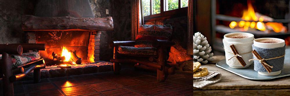 Còsagach настоящий уют по-шотландски теплый дом камин и сервировка стола Декор 2018