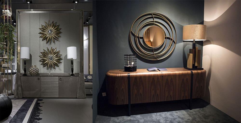 Идеи интерьера гостиной 2018