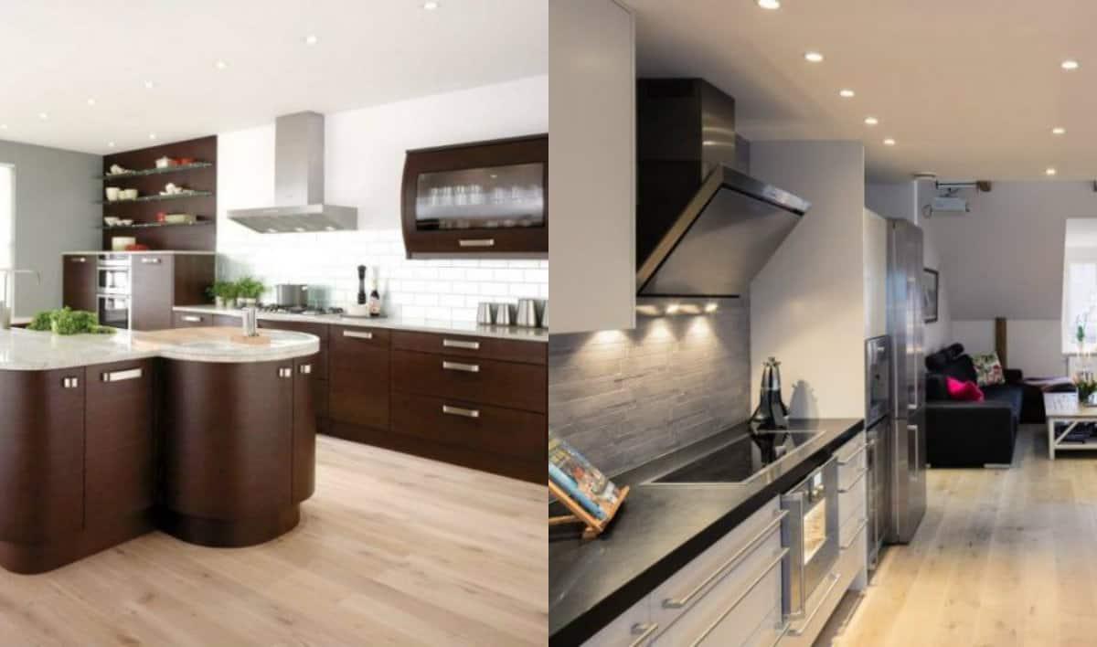 Кухня в стиле минимализм: сдержанная палитра