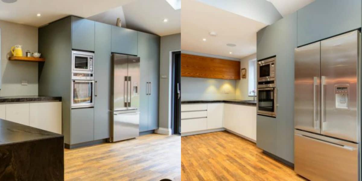 Кухня в стиле минимализм: лаконичный дизайн