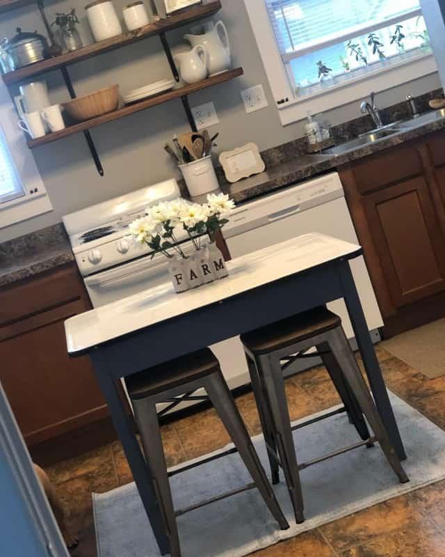 кухни-в-деревенском-стиле-фото