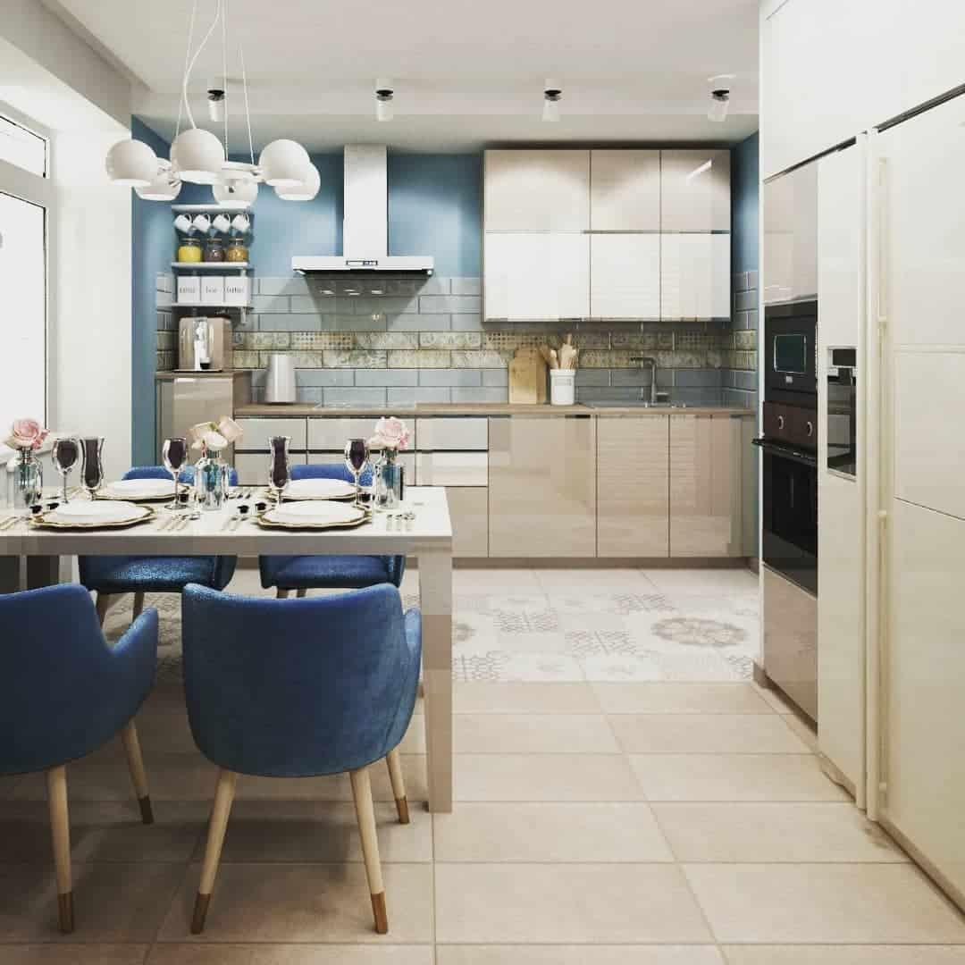 кухни-в-стиле-модерн-фото