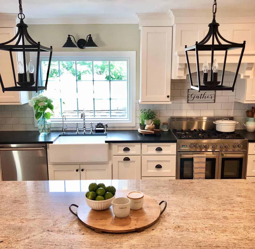 кухня-в-деревенском-стиле