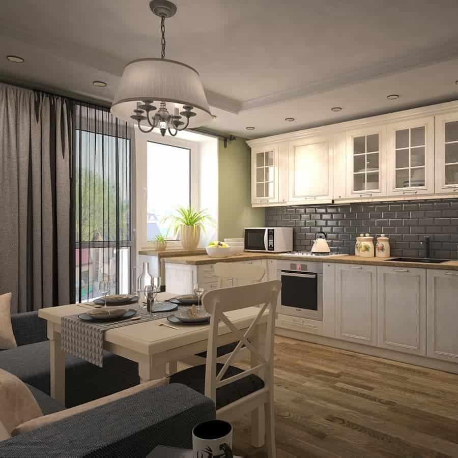 кухня-в-стиле-модерн