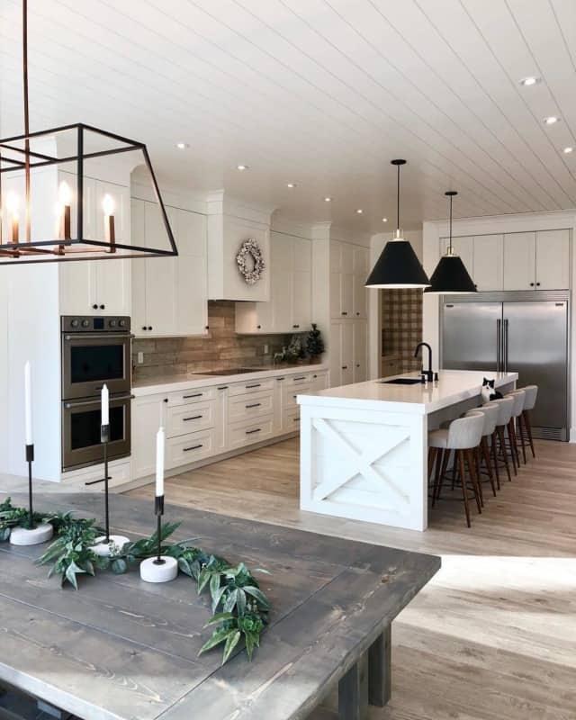 кухня-гостиная-в-современном-стиле